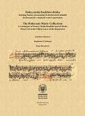 Publikace Národního muzea - Rokycanská hudební sbírka